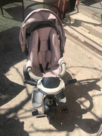 Велосипед 3-х колёсный