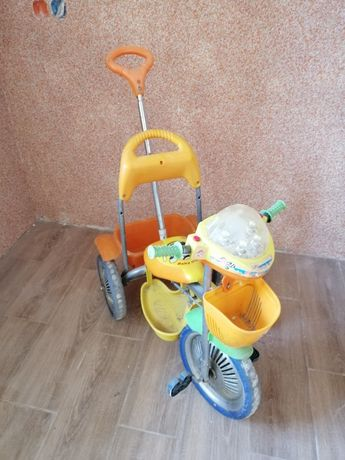 Обмен детский велосипед!