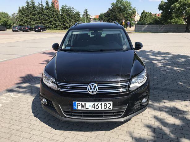 Volkswagen Tiguan 2014 automat