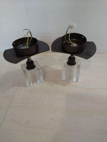 Lampa - kinkiet - żyrandol - 2szt.