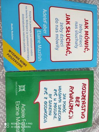 Książki jak mówić żeby dzieci nas słuchały rodzeństwo bez rywalizacji