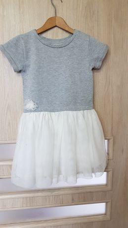 Sukienka r. 110 dziewczęca
