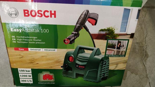 Авто - мойка Bosch Easy Aquatak 100 + GUN