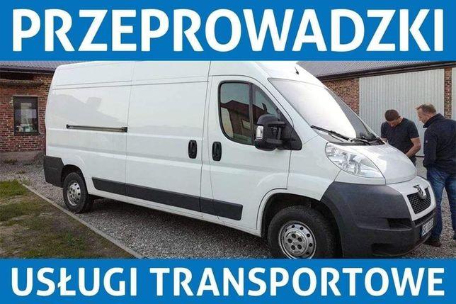 Przeprowadzki-Usługi transportowe-Konkurencyjne ceny!