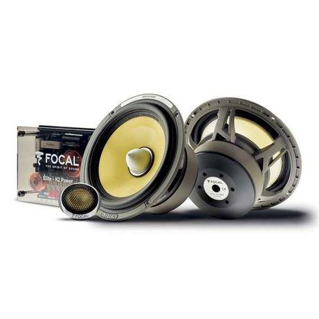 Focal kx2, zestaw 2way, głośniki