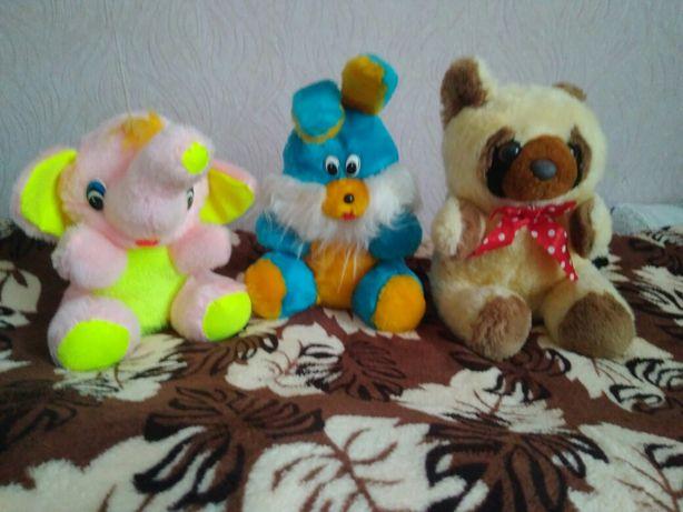 Панда,заяц и слон