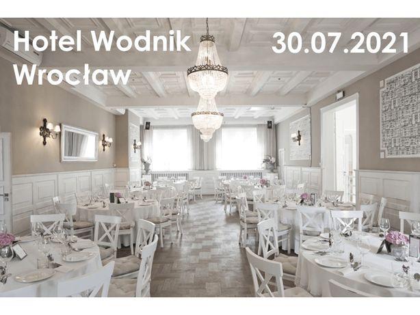 Odstąpię termin wesela - Hotel Wodnik Wrocław 30.07.2021