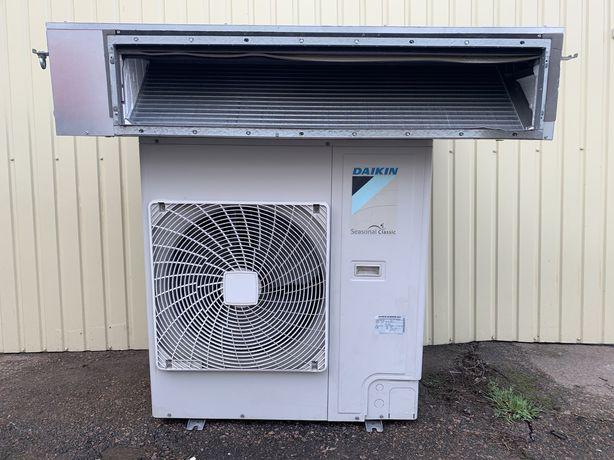 Инверторный канальный кондиционер Daikin (до 150 м2) Япония