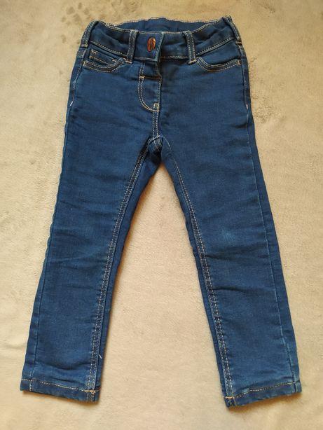 Ocieplane spodnie zimowe 92 C&A