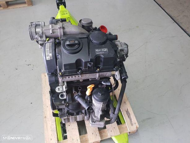 Motor Volkswagen Polo 1.4 TDI 2009 de 80cv