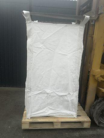 Worki Big Bag Uzywane rozmiar 93/93/173cm lej/lej wytrzymałość 1200kg