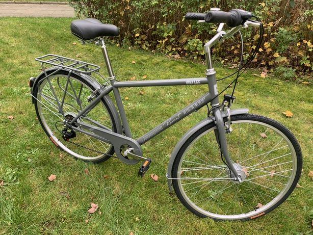 NOWY Rower Romet Vintage 18 M grafitowy 2020