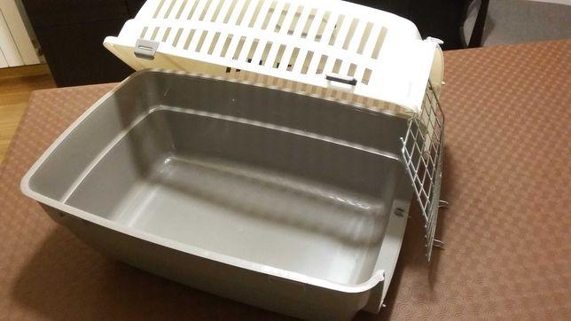 Transportadora de animais (cão/gato) - Como nova!