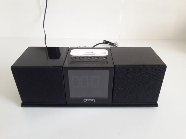 Gear4 CRG-70W Alarme Despertador / Rádio / Coluna Apple iPod - iPhone