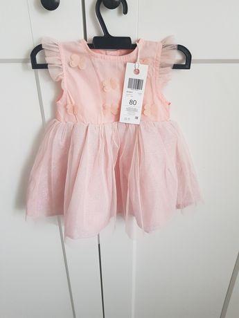 NOWA sukienka 5.10.15 R.80