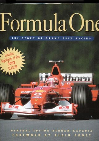 Formula One - The Story of Grand Prix Racing