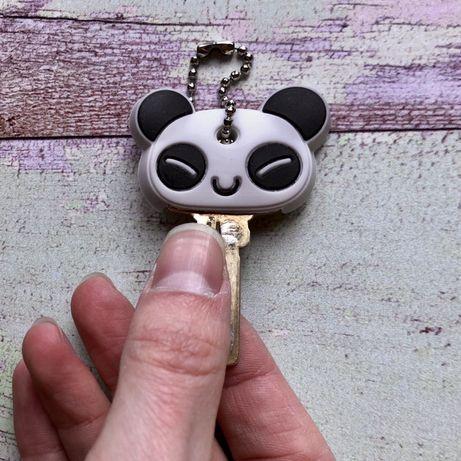 ПАНДА чехол для ключей, брелок, игрушка