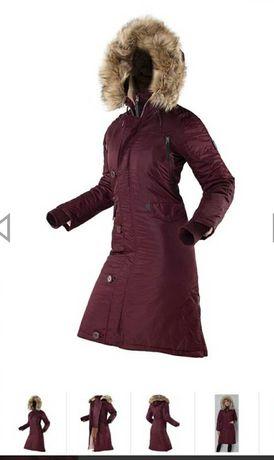 Зимнее пальто-парка