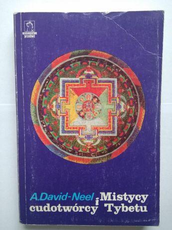 Mistycy i cudotwórcy Tybetu A. David -Neel