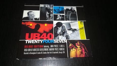 "CD "" Twenty Four Seven "" de UB40 Deluxe Edition (COMO NOVO) 2008"