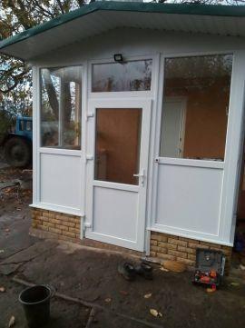Металопластикові вікна, двері та інші вироби