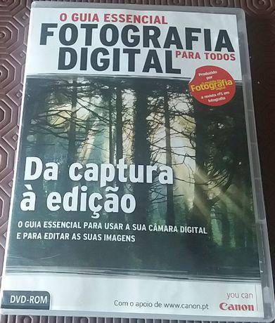 Da captura à edição - O Guia essencial Fotografia Digital para todos