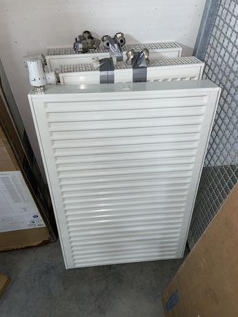 Grzejnik Kermi 900x600 z termostatem