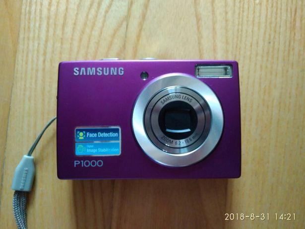 Aparat Samsung P1000 na części, torba Lowepro Altus 20, zestaw