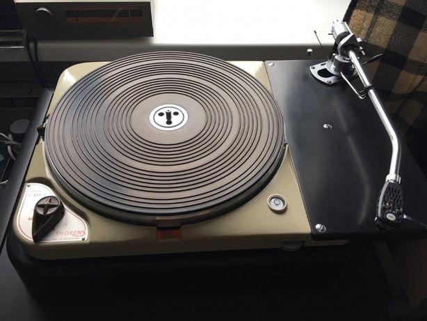 Thorens TD-124+ SME 3012 Series II