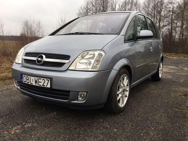 Opel meriva 1.7 cdti  zadbany