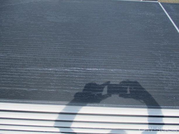 Płyta warstwowa ścienna gr. 100 mm Grafit