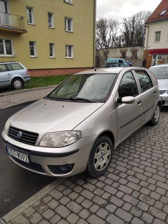 Fiat Punto Dynamic - 2004 r ( LPG)