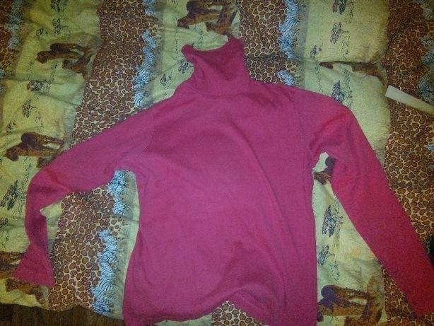 Гольф свитер 100% коттон хлопок, размер М