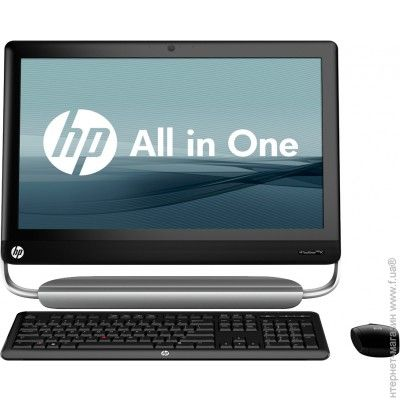 Компьютер (моноблок) HP TouchSmart Elite 7320 All-in-One PC (LH185EA)