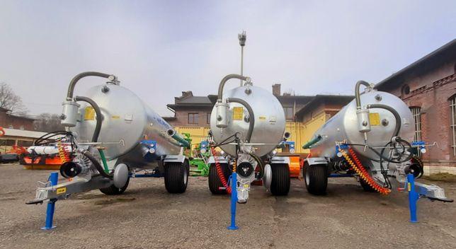Beczkowóz Meprozet 5000l wóz asenizacyjny beczka do gnojowicy od ręki