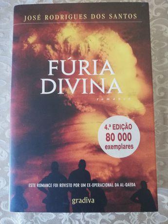 Fúria Divina - José Rodrigues dos Santos
