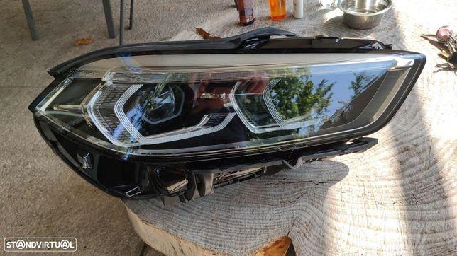 farol direito full bi-led BMW série 1 F40 completo