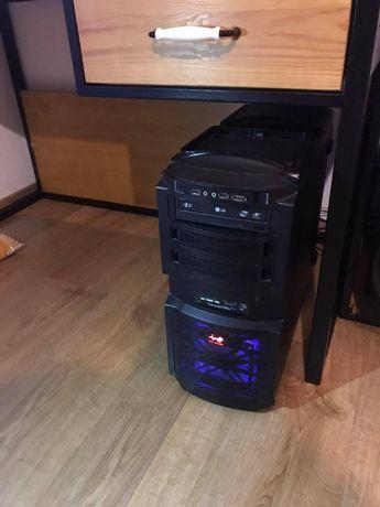 Komputer stac. Procesor Intel i7 16gb ram dysk 1.5T LCD klaw mysz