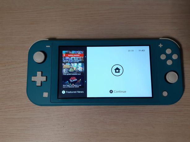 Nowe Nintendo Switch Lite