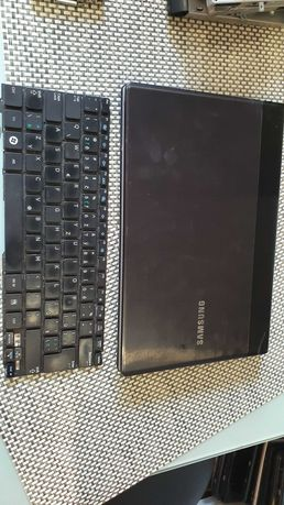 Игровой ноутбук samsung np350u2b