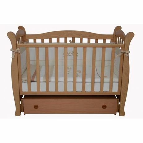 Детская кроватка Верес (бук)