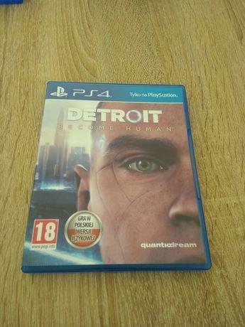 Detroit become human pl ps4