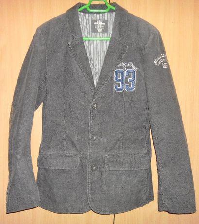 Пиджак вельветовый для мальчика