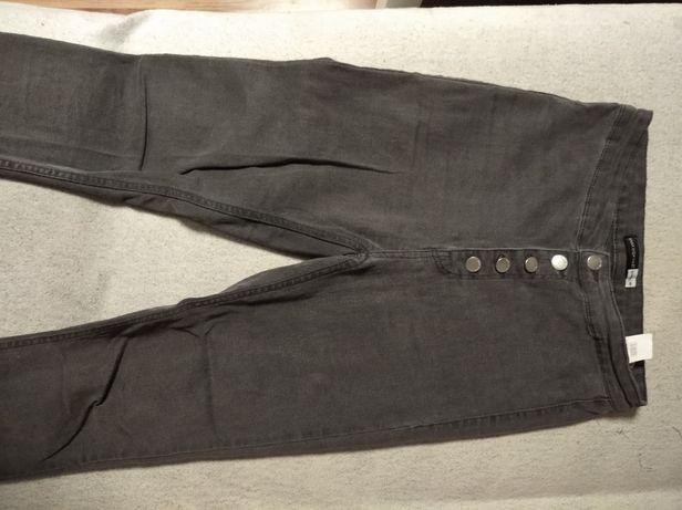 Spodnie skinny high waist