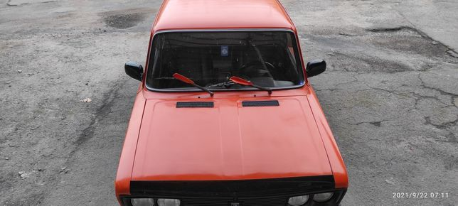 ВАЗ 2106 апельсин