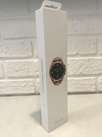 Смарт-часы Samsung Galaxy Watch3 41 mm (Bronze) SM-R850N