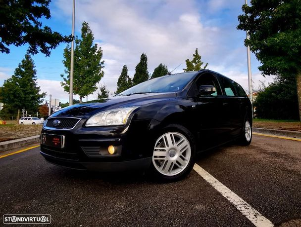 Ford Focus SW 1.6 TDCi Ghia
