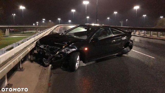 Toyota Celica Rozbita, ale z dobrymi częściami do odzyskania