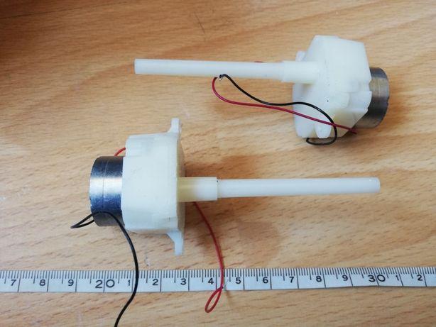 Silnik z przekładnią do budowy robota lub projektu DIY