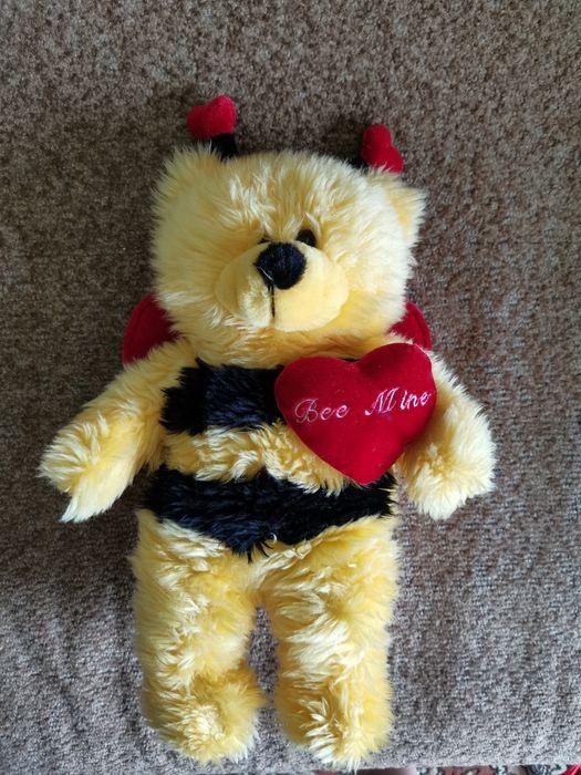 Игрушка медведь мишка с сердцем Черновцы - изображение 1